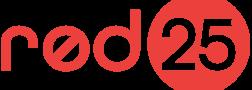 rød25 logo